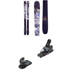 Armada ARV 96 Skis ​+ Salomon Warden MNC 13 Ski Bindings 2021