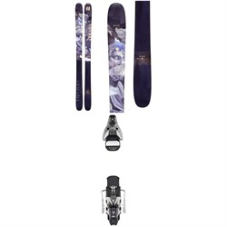 Armada ARV 96 Skis ​+ Atomic STH2 WTR 16 Ski Bindings 2021