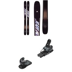 Armada Tracer 108 Skis ​+ Salomon Warden MNC 13 Ski Bindings 2021