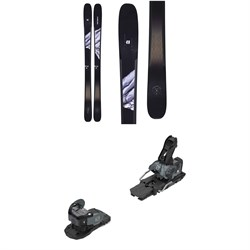 Armada Tracer 98 Skis ​+ Salomon Warden MNC 13 Ski Bindings 2021
