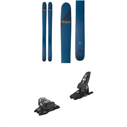 DPS Wailer A110 C2 Skis 2021 + Marker Griffon 13 ID Ski Bindings