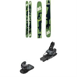 K2 x Geoff McFetridge Reckoner 112 Skis ​+ Salomon Warden MNC 13 Ski Bindings 2021