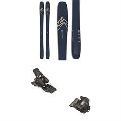 Salomon QST 99 Skis + Tyrolia Attack² 13 GW Bindings 2021