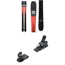 Volkl M5 Mantra Skis + Salomon Warden MNC 13 Ski Bindings 2021
