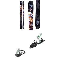 Armada ARW 86 Skis - Women's + Atomic Warden MNC 11 Ski Bindings 2021