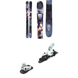 Armada ARW 96 Skis - Women's ​+ Atomic Warden MNC 11 Ski Bindings 2021