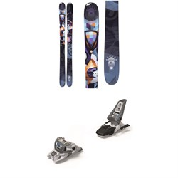 Armada ARW 96 Skis - Women's ​+ Marker Squire 11 ID Ski Bindings 2021