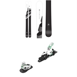 Armada Victa 83 Skis - Women's ​+ Atomic Warden MNC 11 Ski Bindings 2021