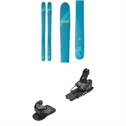 DPS Yvette A100 RP Skis - Women's + Salomon Warden MNC 13 Ski Bindings 2021