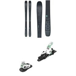 Head Kore 93 W Skis - Women's ​+ Atomic Warden MNC 11 Ski Bindings 2021