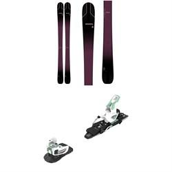 Rossignol Experience 84 Ai W Skis - Women's + Atomic Warden MNC 11 Ski Bindings 2021