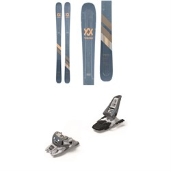 Volkl Secret 92 Skis - Women's + Marker Squire 11 ID Ski Bindings 2021
