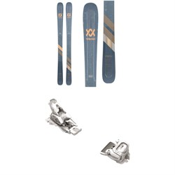 Volkl Secret 92 Skis - Women's + Tyrolia Attack² 12 GW Bindings 2021