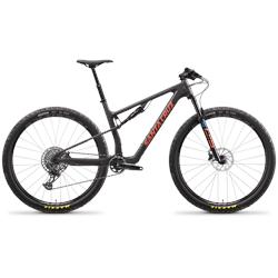 Santa Cruz Bicycles Blur C S Complete Mountain Bike 2022