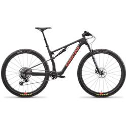 Santa Cruz Bicycles Blur CC X01 AXS Reserve Complete Mountain Bike 2022