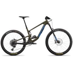 Santa Cruz Bicycles Bronson C R Complete Mountain Bike 2022