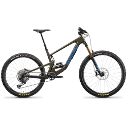 Santa Cruz Bicycles Bronson CC X01 Complete Mountain Bike 2022