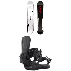 CAPiTA MEGA Mercury Snowboard ​+ Union Atlas Snowboard Bindings 2022