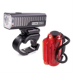 Serfas E-Lume 350/Cosmo 30 Bike Light Set