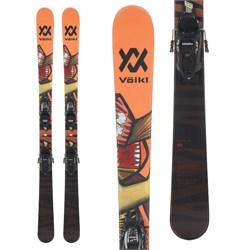 Völkl Revolt Junior Skis + 7.0 vMotion Jr Bindings - Kids' 2022