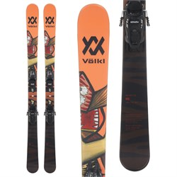 Völkl Revolt Junior Skis + 4.5 vMotion Jr Bindings - Little Kids' 2022