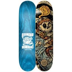 Element Timber High Dry Skull 8.25 Skateboard Deck