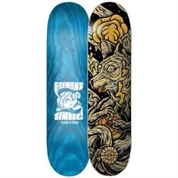 Element Timber High Dry Wolf 8.38 Skateboard Deck