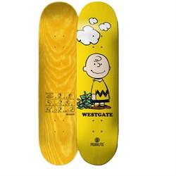 Element Peanuts Charlie Brown X Westgate 8.0 Skateboard Deck