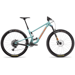 Santa Cruz Bicycles Tallboy A R Complete Mountain Bike 2022
