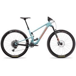 Santa Cruz Bicycles Tallboy C R Complete Mountain Bike 2022