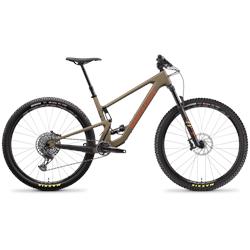 Santa Cruz Bicycles Tallboy C S Complete Mountain Bike 2022
