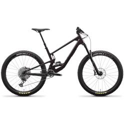Santa Cruz Bicycles 5010 C S Complete Mountain Bike 2022