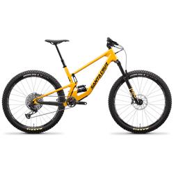 Santa Cruz Bicycles 5010 CC X01 Complete Mountain Bike 2022