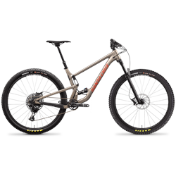 Santa Cruz Bicycles Tallboy A D Complete Mountain Bike 2022
