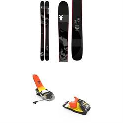 Faction Prodigy 2.0 Skis + Look Pivot 14 GW Ski Bindings 2021 - Used