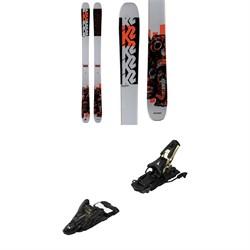 K2 Reckoner 102 Skis + Atomic Shift MNC 13 Alpine Touring Ski Bindings 2021 - Used
