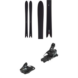 Season Forma Skis + Salomon STH2 WTR 13 Ski Bindings 2021 - Used
