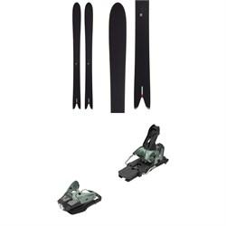Season Forma Skis + Salomon STH2 WTR 16 Ski Bindings 2021 - Used