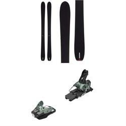 Season Nexus Ski + Salomon STH2 WTR 16 Ski Bindings 2021 - Used