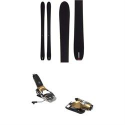 Season Nexus Skis + Look Pivot 15 GW Ski Bindings 2021 - Used