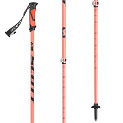 Scott Riot 16 2-Part Adjustable Ski Poles 2022