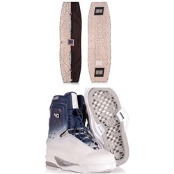 Liquid Force Noodle + Riot 4D Wakeboard Package