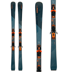Elan Wingman 78 C Skis + PS ELX 10.0 GW Bindings 2022