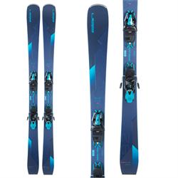 Elan Wildcat 82 CX Skis + ELW 11.0 GW Bindings - Women's 2022