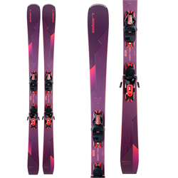 Elan Wildcat 82 C Skis + ELW 9.0 GW Bindings - Women's 2022