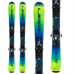 Elan Jett QS Skis + EL 4.5 GW Shift Bindings - Little Boys' 2022