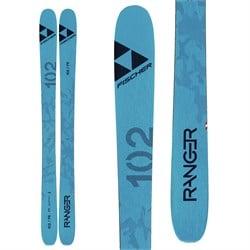 Fischer Ranger 102 FR Skis 2022