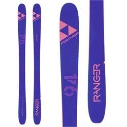 Fischer Ranger 94 FR Skis 2022