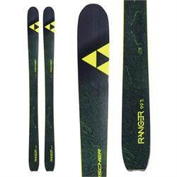 Fischer Ranger 99 Ti Skis 2022