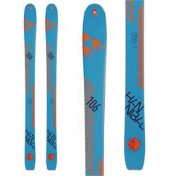 Fischer Hannibal 106 Carbon Skis 2022